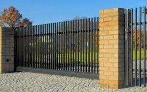 Nustumiami kiemo vartai